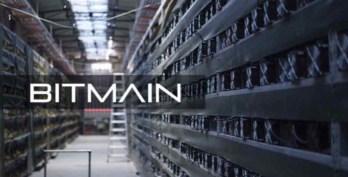 bitmain mining