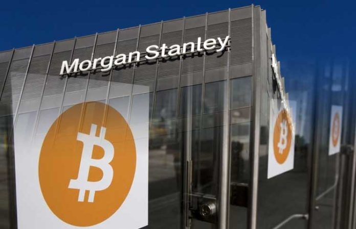 Morgan Stanley Confirms Cryptocurrency is the New Institutional Investment Class_icopresident